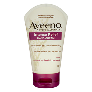 Image for Aveeno Intense Relief Hand Cream - 100g from Amcal