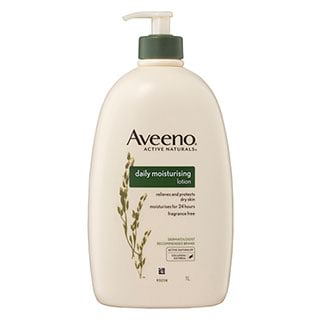 Image for Aveeno Active Naturals Daily Moisturising Lotion - 1L from Amcal