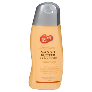 Image for Cussons Imperial Leather Wash Mango - 500mL from Amcal