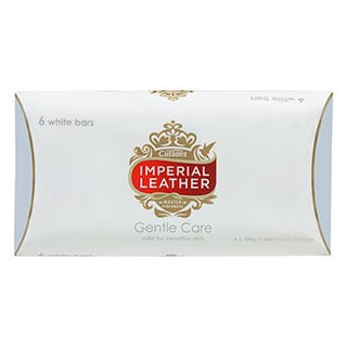 Image for Imperial Leather Gentle Care Bar Soap 6 X 100G from Amcal