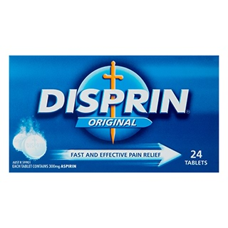Image for Disprin Original Tablets - 24 Tablets from Amcal