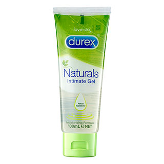 Image for Durex Naturals Intimate Gel - 100mL from Amcal