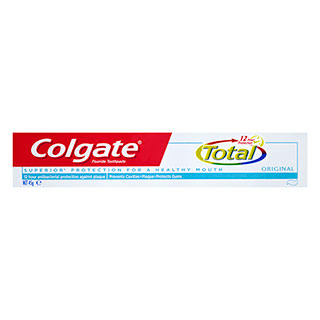Image for Colgate Total Toothpaste - 45g from Amcal