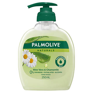 Image for Palmolive Naturals Softwash Aloe Vera and Chamomile - 250mL from Amcal