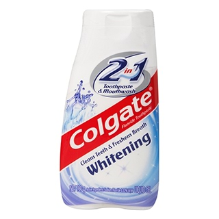 Image for Colgate 2 in 1 Gel Whitening - 130g from Amcal