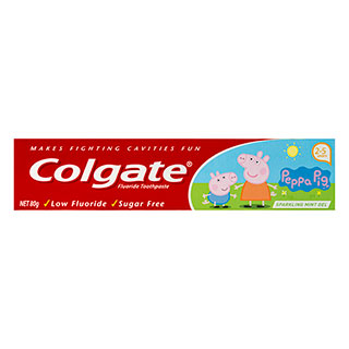 Image for Colgate Sparkling Mint Gel Toothpaste - 80g from Amcal