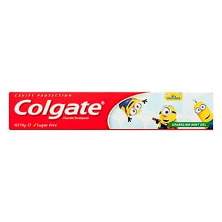 Image for Colgate Spiderman Sparkling Mint Toothpaste - 110g from Amcal