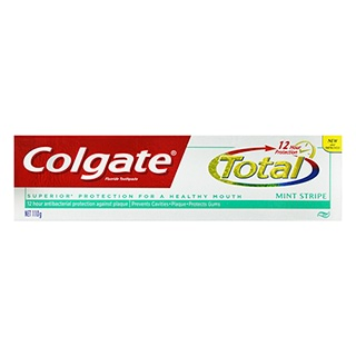 Image for Colgate Total Mint Stripe - 110g from Amcal