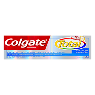 Image for Colgate Total Whitening Toothpaste - 110g from Amcal