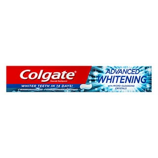 Image for Colgate Toothpaste Advanced Whitening - 110g from Amcal