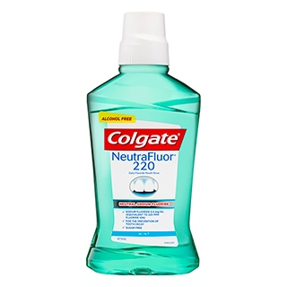 Image for Colgate Neutrafluor Rinse Alcohol Free - 473mL from Amcal