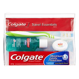 Image for Colgate Travel Pack from Amcal