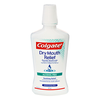 Image for Colgate Dry Mouth Rinse - 473mL from Amcal