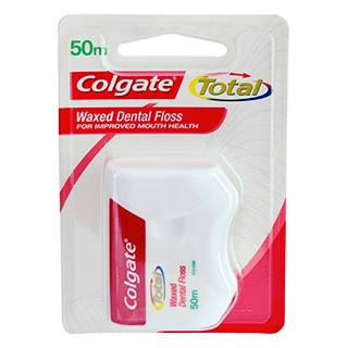 Image for Colgate Waxed Dental Floss - 50m from Amcal