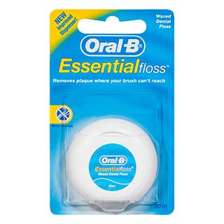 Image for Oral B Floss Waxed - 50m from Amcal