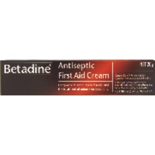 Image for Betadine First Aid Cream - 20g from Amcal