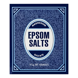 Image for Epsom Salts - 375g from Amcal
