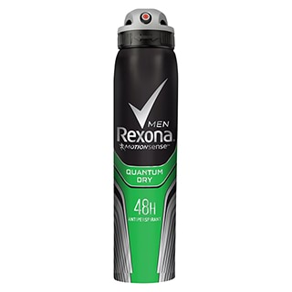 Image for Rexona Quantum For Men Anti-Perspirant - 150g from Amcal