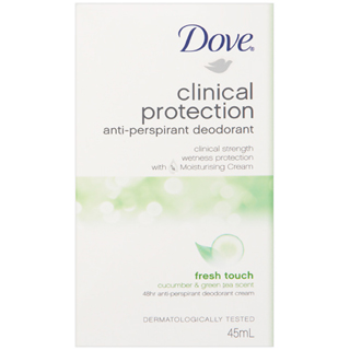 Image for Dove Clinical Protection Anti-Perspirant - 45mL from Amcal