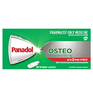 Image for Panadol Osteo - 96 Caplets from Amcal