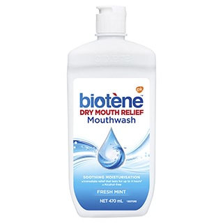 Image for Biotene Mouthwash - 470mL from Amcal