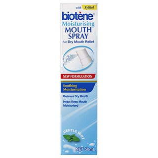 Image for Biotene Mouth Spray - 50mL from Amcal