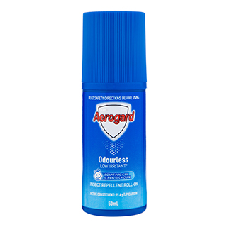 Image for Aerogard Low Irritant Roll On - 50mL from Amcal