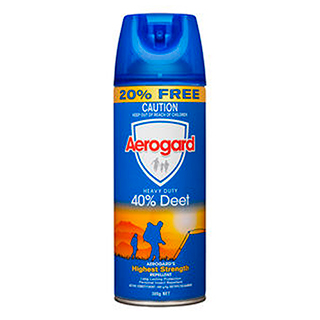 Image for Aerogard Highest Strength Repellent - 300g from Amcal