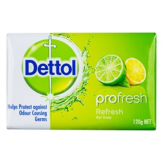 Image for Dettol Pro Fresh Bar Soap Refresh - 3 Pack from Amcal