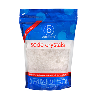 Image for Bexters Soda Crystals - 800g from Amcal