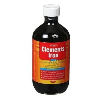 Image for Clements Iron - 500ml from Amcal