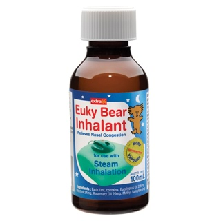 Image for Euky Bear Inhalant - 100ml from Amcal