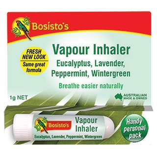 Image for Bosistos Nasal Inhaler 1G from Amcal