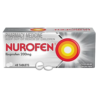 Image for Nurofen - 48 Tablets from Amcal