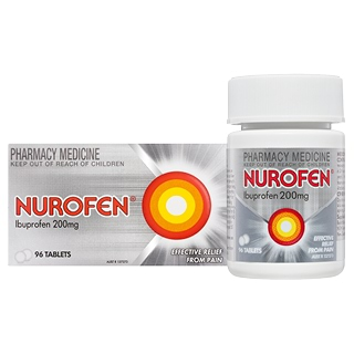 Image for Nurofen - 96 Tablets from Amcal