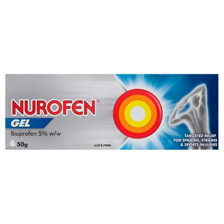 Image for Nurofen Gel - 50g from Amcal