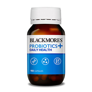 Image for Blackmores Probiotics Plus Adults Daily Health - 90 Capsules from Amcal