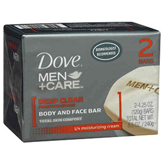 Image for Dove Men Bar Deep Clean - 2 x 120g from Amcal