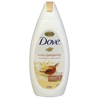 Image for Dove Body Wash Shea Butter with Warm Vanilla - 375mL from Amcal