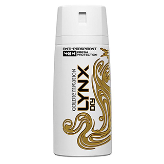Image for Lynx Anti Perspirant Gold Temptation - 96g from Amcal