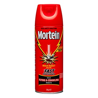 Image for Mortein Fast Knockdown Multi Insect Killer - 200g from Amcal