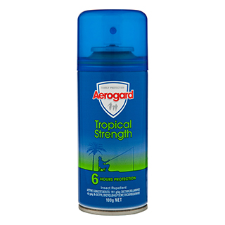 Image for Aerogard Tropical Strength Insect Repellent - 100g from Amcal