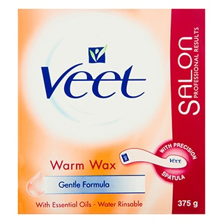 Image for Veet Warm Wax Jar - 375g from Amcal