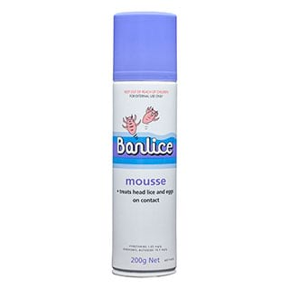 Image for Banlice Mousse - 200g from Amcal