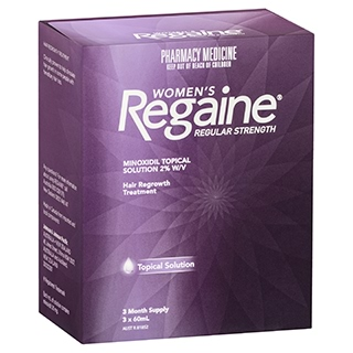 Image for Regaine Women Regime - 3 Month Supply from Amcal