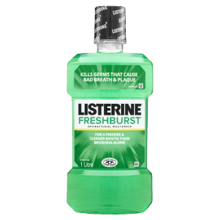 Image for Listerine Mouthwash Freshburst - 1L from Amcal