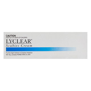 Image for Lyclear Scabies Cream - 30g from Amcal
