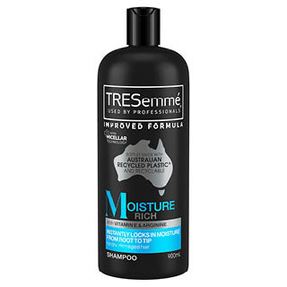 Image for Tresemme Moisture Rich Shampoo - 900mL from Amcal