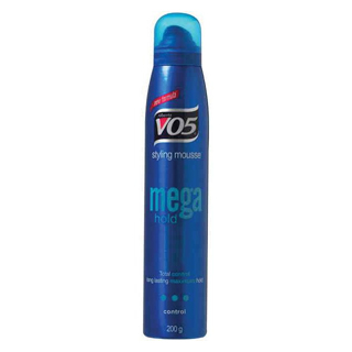 Image for VO5 Mousse Mega Hold - 200g from Amcal