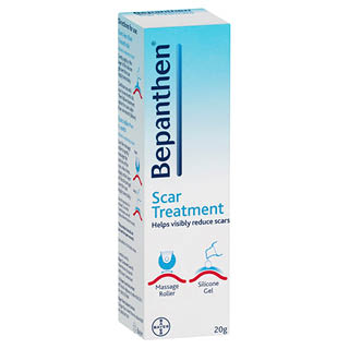 Image for Bepanthen Scar Treatment Silicone Gel 20g from Amcal